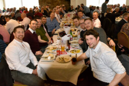 ayr rugby pre-match lunch