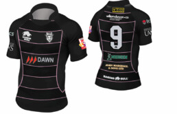 Ayrshire Bulls Rugby Strip